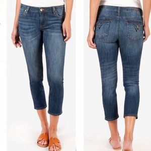Kut from the Kloth Maggie Boyfriend Skinny Jeans